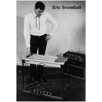 Eric Snowball with a Vox Virtuoso