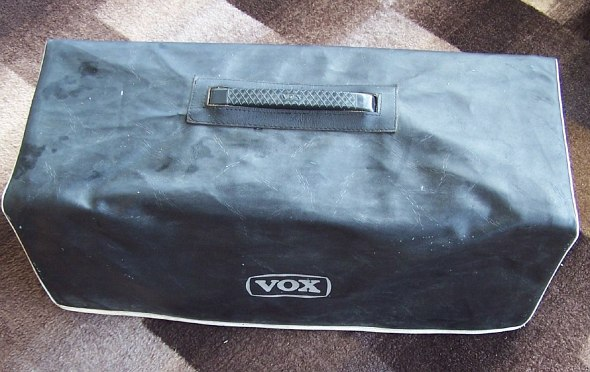 Vox Dynamic Bass, serial number 1135