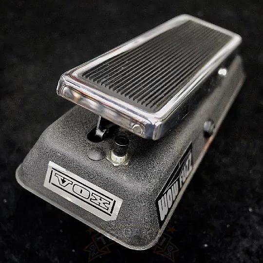 Vox Sound Ltd Wow Fuzz pedal made in Erith