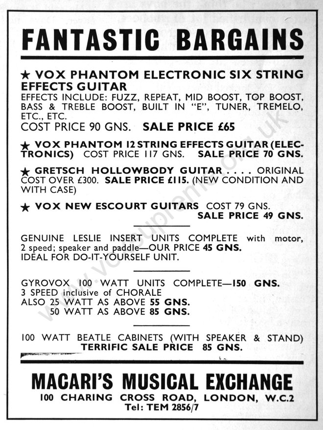 Beat Instrumental, March 1968