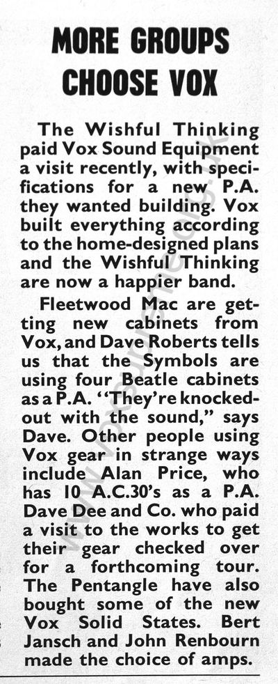 Beat Instrumental, September 1968