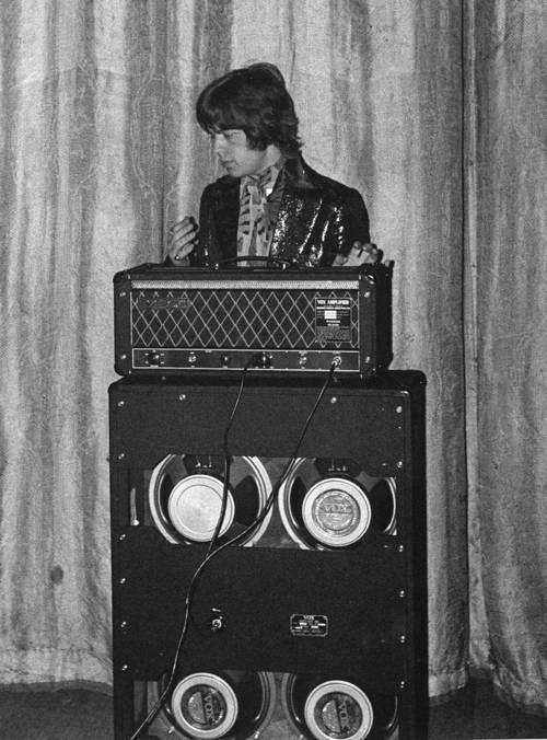 Early Vox Supreme speaker cab