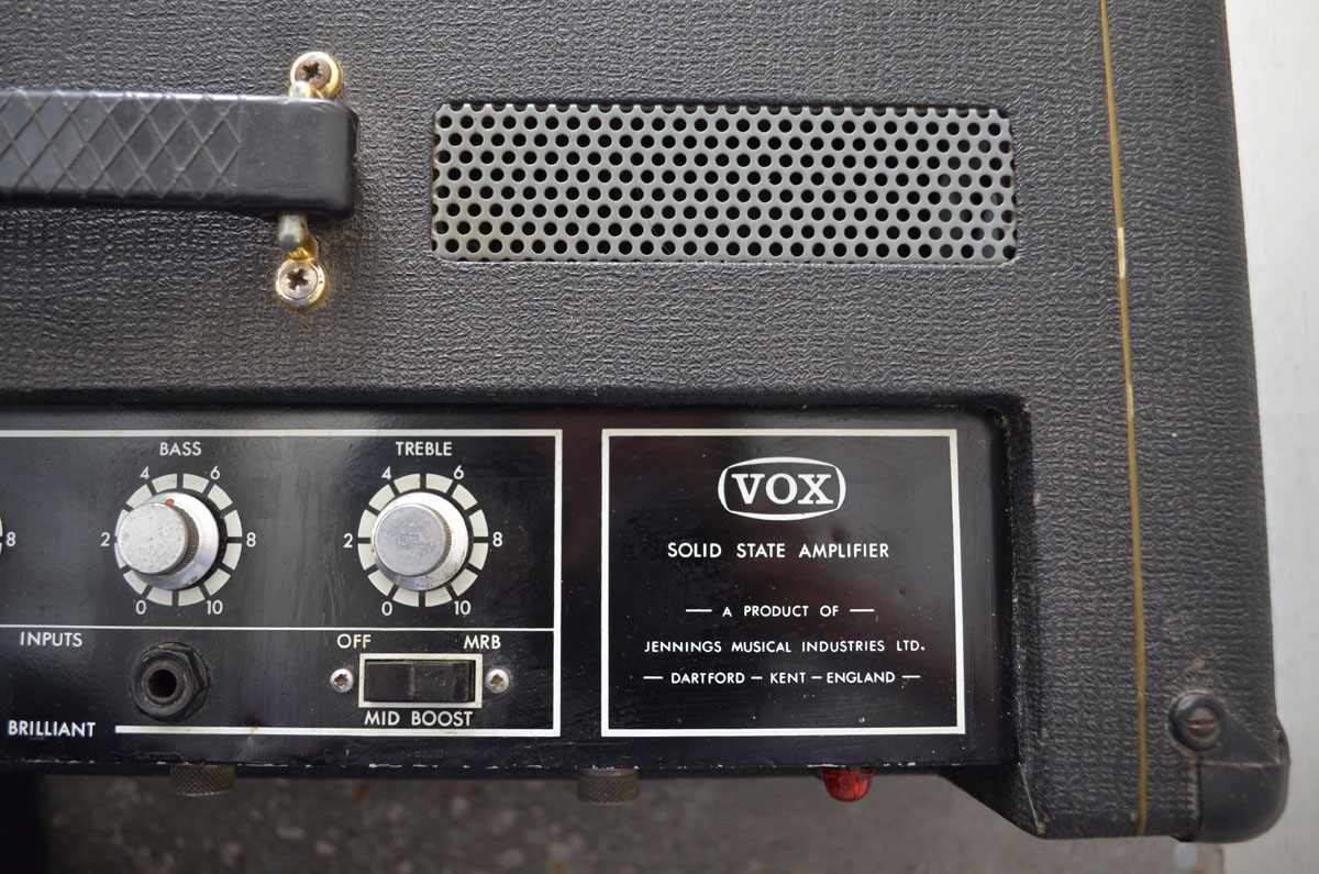 dating vox ac30 serial number Hi malcolm, welcome to the site i don't have sufficient information myself to date by serial number but the copper panel and blue speakers i think would make that amp around 1964 or earlier as i had a grey panel ac30 with silver vox alnico speakers that was a 64 so maybe both of yours are 64 or earlier.