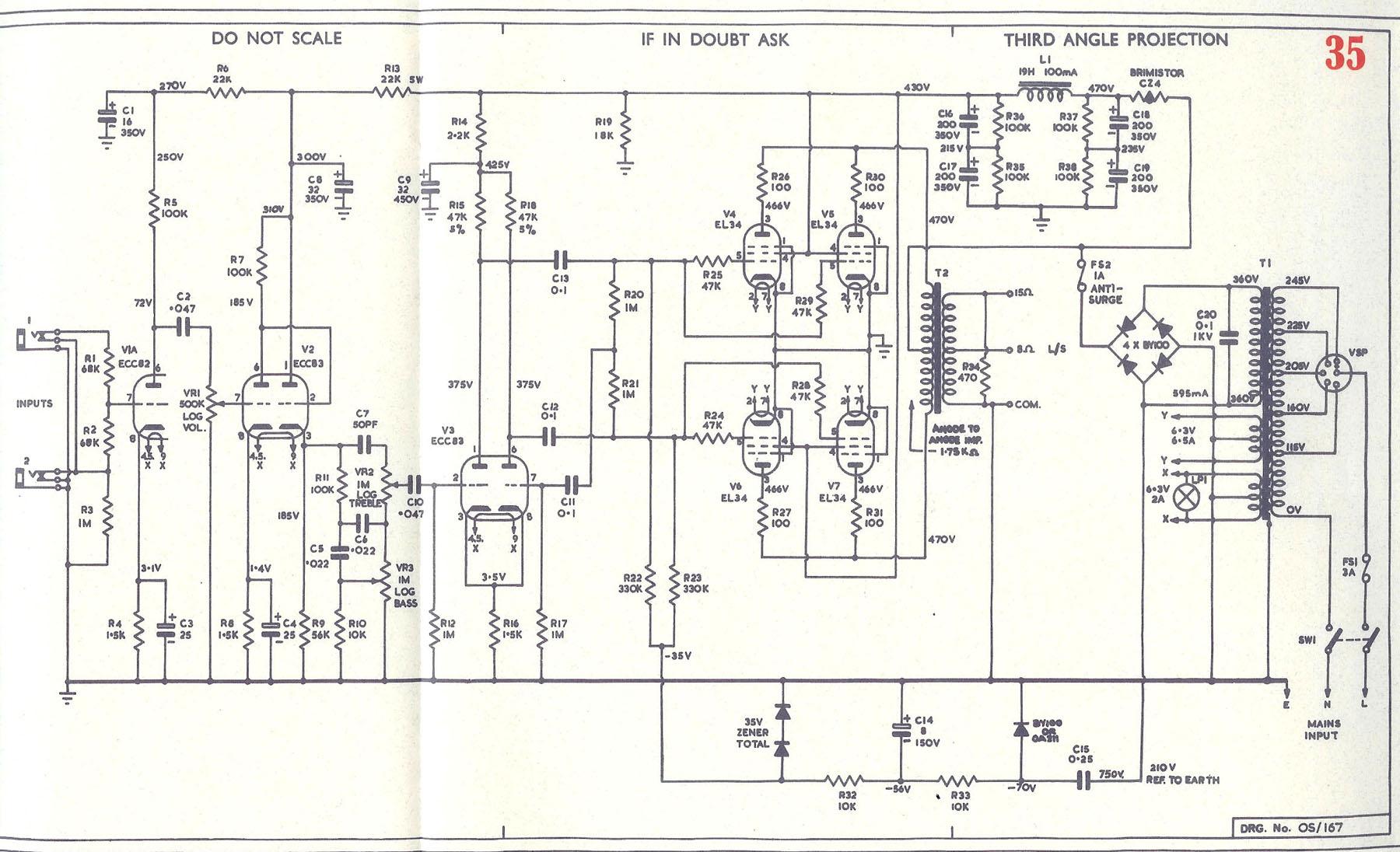 vox v100 amplifier