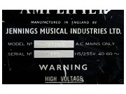 Later Jennings Musical Industries Defiants