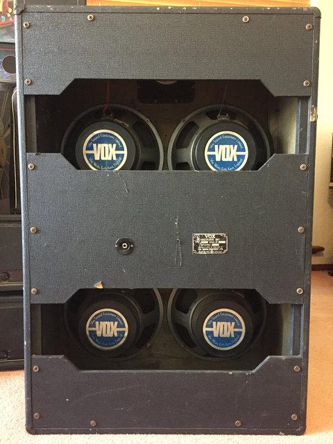 Vox Sound Equipment Limited Supreme speaker cab