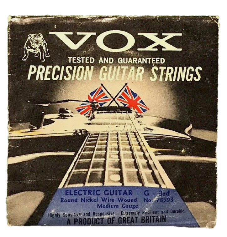 Vox Precision Guitar Strings