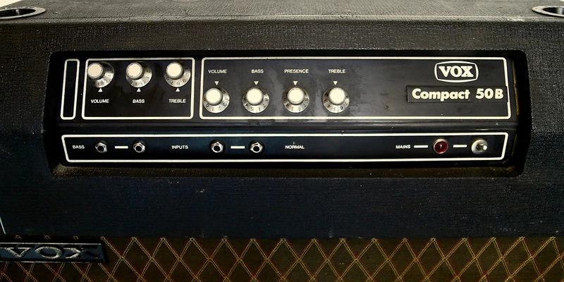 Vox Sound Limited Compact 50