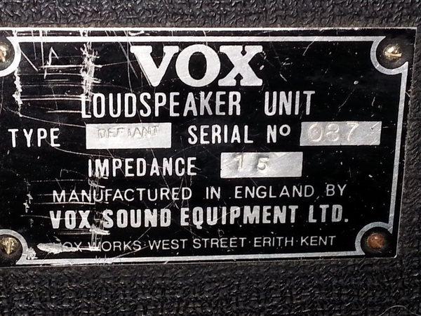 vox defiant