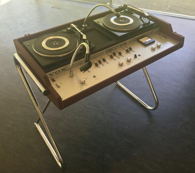 Vox Discotape unit