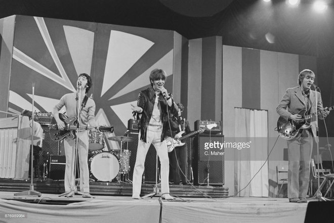 Wembley 1967, Daily Express All Stars concert, The Easybeats