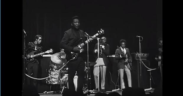 Vox Supreme at the Copenhagen Jazz Festival, October 1968