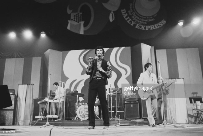 Wembley 1967, Daily Express All Stars concert, The Simon Dupree Big Sound