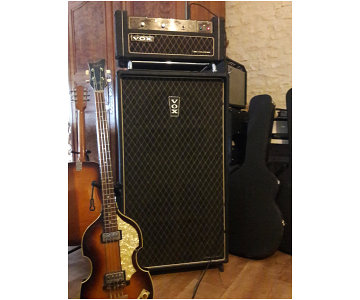 Vox Super Foundation Bass serial number 2189