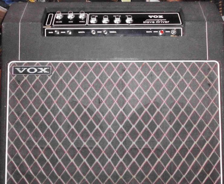 Vox Sound Limited Slave Driver