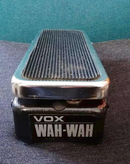 Vox Sound Limited Wah pedal made by Sola Sound