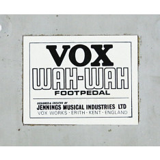 Dating vox wah